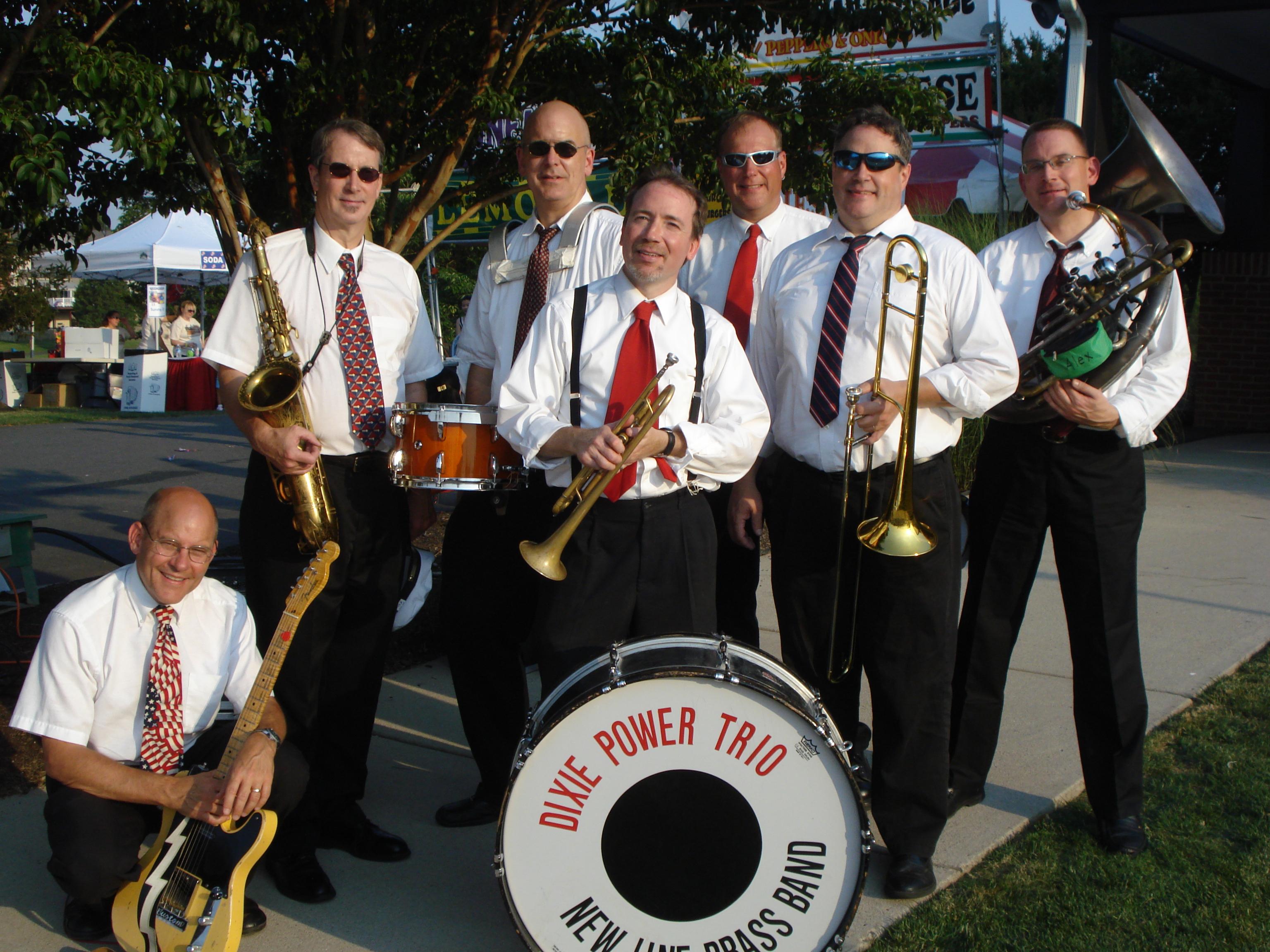 Zachary Smith and the Dixie Power Trio